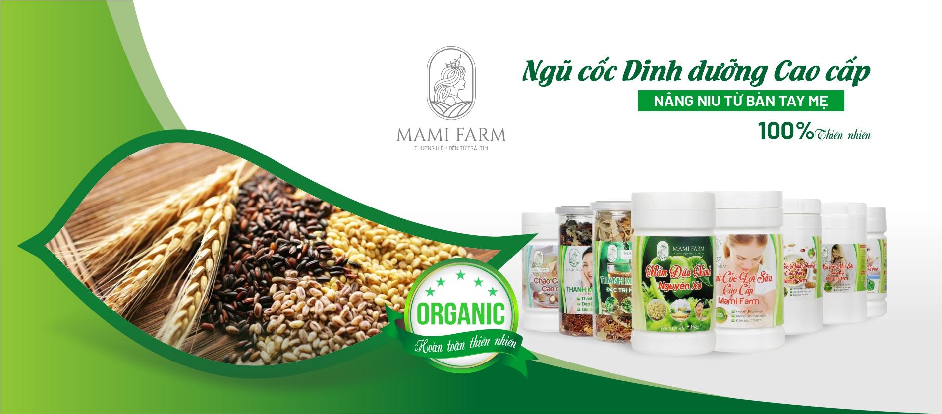 Ngũ cốc Mami farm