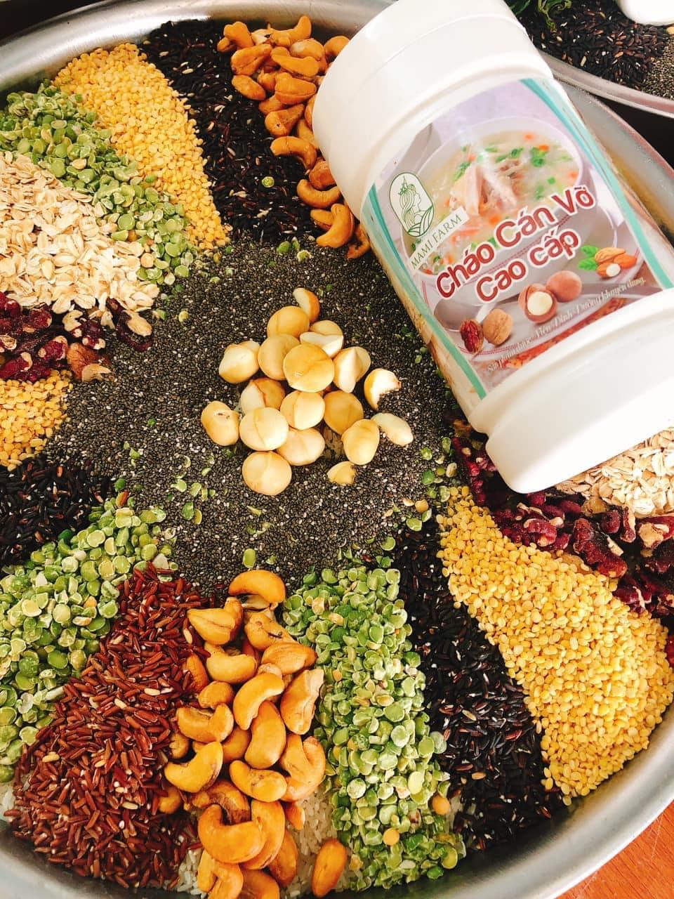 Sản xuất Ngũ cốc tại Nghệ An