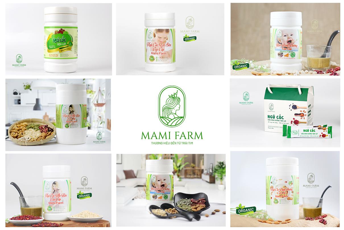 Ngũ cốc dinh dưỡng mami Farm